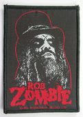 Rob Zombie - 'Top Hat' Woven Patch